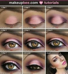 To look gorgeous as well as sweet, you can wear a pink eye makeup. Today the post is all about the pink eye makeup. It will tell you how to make a pink eye shadow for your parties. Whether you are a beginner or a beauty expert, you can learn more makeup tricks in these …
