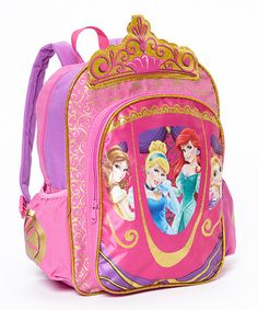 Look what I found on #zulily! Princess Crown Backpack #zulilyfinds