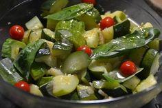 10 recettes salades cookeo minceur