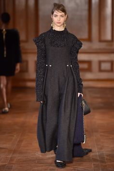 Aw17, Mother Pearl, London Fashion, Catwalk, Dresses With Sleeves, Long Sleeve, Stuff To Buy, Collection, Gowns With Sleeves