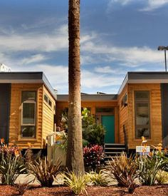 The next generation of Living Home, the C6, is on the show floor at Dwell on Design.