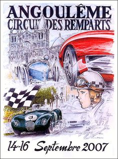Angouleme  Circuit des remparts 2OO7