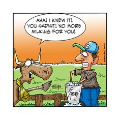 Stale Crackers Farm Cartoon, Todays Comics, Pink Animals, Non Sequitur, Comic Panels, Calvin And Hobbes, Comics Online, Comic Strips, Crackers