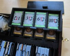My take on the Dominion storage box | Dominion | BoardGameGeek