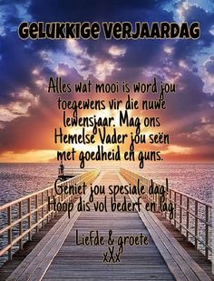 Happy Birthday Greetings Friends, Happy Birthday Meme, Happy Birthday Pictures, Birthday Wishes Quotes, Happy Birthday Messages, Birthday Cards, Happy B Day, Happy Mothers, Afrikaans Quotes