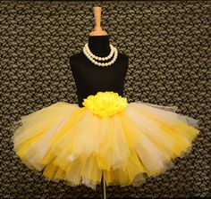 Sunshine Tutu Skirt. #babygirls #stylemylo #onlineshopping #tutu #kidsfashion #kids #partywear #designearwear