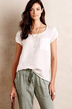 Daytrip Tee by maeve - anthropologie.com