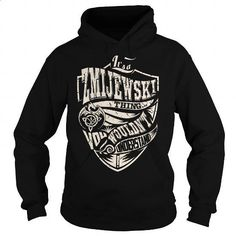 Its a ZMIJEWSKI Thing (Dragon) - Last Name, Surname T-Shirt - #man gift #shirt