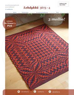 Weaving, Rugs, Home Decor, Dressmaking, Farmhouse Rugs, Decoration Home, Room Decor, Loom Weaving, Crocheting