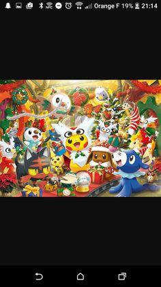 Image Pokemon de Noël