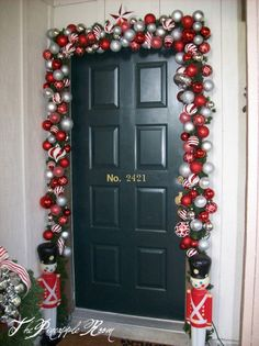 The festive décor theme is to be continued! Today we'll talk about Christmas front door décor – I know that many of you are looking for fresh Christmas ideas already. Make your front door cute with a wreath snowman, faux colorful gifts, small fir trees, cool frames with ornaments and even deer and fairy-tale creatures! … Continue reading 40 Front Door Christmas Decorations Ideas →