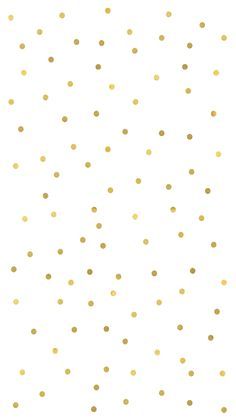 Small gold spots confetti dots iphone wallpaper background phone lockscreen