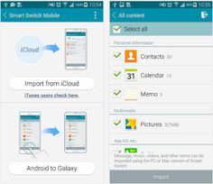 How To Transfer Important Data From iPhone To Samsung Galaxy S5