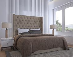 """Check out new work on my @Behance portfolio: """"Clear Bedroom"""" http://on.be.net/1VB2zUZ"""