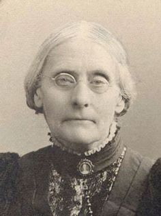 """""""We ask justice, we ask equality, we ask that all the civil and political rights that belong to citizens of the United States, be guaranteed to us and our daughters forever.""""   —Susan B. Anthony, Declaration of Rights for Women, July 1876"""