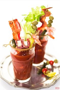Make the ultimate Keto Bloody Mary! Make a better Bloody Mary with this recipe, garnishments, and rimmers for a low carb Bloody Mary Bar! Bloody Mary Recipes, Best Bloody Mary Recipe Spicy, Low Carb Cocktails, Summer Cocktails, Pickled Okra, Canned Blueberries, Vegan Scones, Bloody Mary Bar, Scones Ingredients