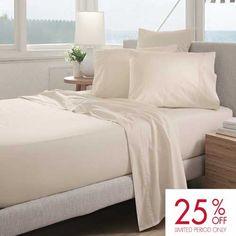 Luxe Plume /& Duvet Box Oreillers Qualité Hôtel Lit Doux Confort 100/% coton Cov