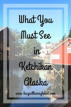 Ketchikan is in Alaska and is a place that you go to if you go on an Alaskan cruise. What must you see in Ketchikan? What is there to see and do? Alaska Tours, Alaska Travel, Canada Travel, Travel Usa, Alaska Trip, Alaska Usa, Canada Trip, Packing For A Cruise, Cruise Travel
