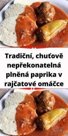 Czech Recipes, Beef, Chicken, Baking, Meat, Bakken, Backen, Sweets, Steak