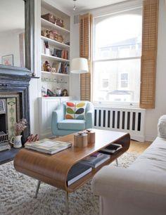 Living room- I like this coffee table