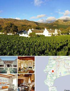 Este hotel de negocios adecuado para familias se encuentra en un precioso destino que combina la paz y tranquilidad de un alojamiento exquisito entre viñedos con una galardonada bodega y un campo de golf de campeonato con 18 hoyos, además de un lujoso spa. Esta casa de campo, con una ubicación ideal a solo 20 minutos del centro de Ciudad del Cabo, se halla a aproximadamente 40 minutos en coche de Cape Point y la Montaña de la Mesa, a 15 minutos de los Jardines Kirstenbosch y a 35 minutos de…