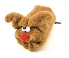 Eco Friendly Rudy The Reindeer #Christmas #Dog #Toy. $19.99 at cabodog.com