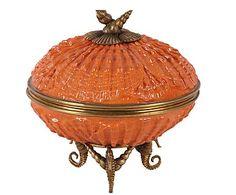 Porzellan-Dose Shell, Ø 18 cm