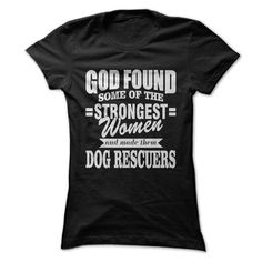 God Found some of strongest women and made them Dog Rescuers