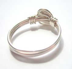 Want to learn how to make 6 more Wire Wrapped Rings + 18 more jewelry designs with beginning wire work? Check out my eBook Wire Wrapping for Beginners!