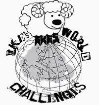 Ike'sworld challenges: IKEsWORLD CHALLENGES # 33 - COLOURED HAIR + WINNER...