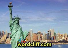 Descriptive Text About Liberty Statue In America