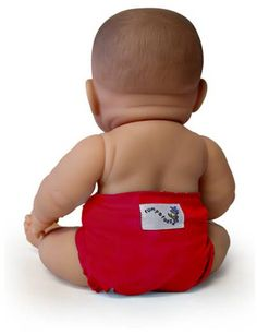 Country Drawers Store - Rumparooz Doll Diapers, $4.00 (http://www.countrydrawers.com/rumparooz-doll-diapers/)    When the Rump•a•rooz® covers are cut, there is just enough fabric to make these delightful little diapers that your children are going to love!