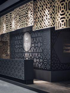 Behance :: Editing The Lobby   RC pavilion at Cersaie 2015   design Paolo Cesaretti