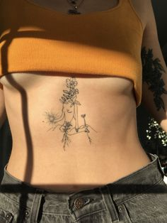 Many people mistake tattoos with more modern, rebellious cultures such as the alternative and pop-culture. Despite a lot of people being convinced that tattoos are a new thing and despite many peop… Mini Tattoos, Torso Tattoos, Dainty Tattoos, Little Tattoos, Pretty Tattoos, Beautiful Tattoos, Body Art Tattoos, Small Tattoos, Cool Tattoos