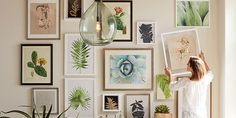 Looking for a unique way to display your art collection? If there's one design feature that has been having a major moment lately, it has been gallery walls. Whether it's big, small or somewhere in…