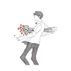 plantisse ❤ liked on Polyvore featuring fillers, anime, art, backgrounds, doodle and scribble