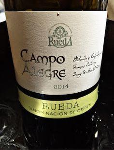 El Alma del Vino.: Bodega Burdigala Campo Alegre Verdejo 2014