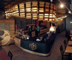 coffee shop decor ideas