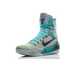 Nike Kobe IX Elite Hero Men's Basketball Shoe, Wolf Grey/Court Purple/Turquoise, 10.5 M US Nike http://www.amazon.com/dp/B00K8M4GOQ/ref=cm_sw_r_pi_dp_vwQ6tb05X2MXP