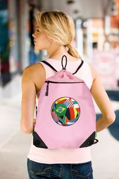 Best reviews of Cute Soccer Ball Drawstring Bag Pink Backpack World Flag Soccer Ball Drawstring Bags SOPHISTICATED MICROFIBER & MESH- For School Beach Gym Big Discount - http://www.buyinexpensivebestcheap.com/14724/best-reviews-of-cute-soccer-ball-drawstring-bag-pink-backpack-world-flag-soccer-ball-drawstring-bags-sophisticated-microfiber-mesh-for-school-beach-gym-big-discount/?utm_source=PN&utm_medium=marketingfromhome777%40gmail.com&utm_campaign=SNAP%2Bfrom%2BOnline+Shoppin