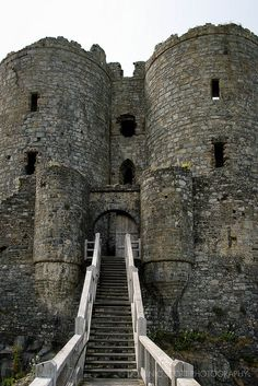 Harlech Castle, Wales | Flickr - Photo Sharing! By Dominic Scott Photography