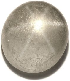6 ray star Beryl from Mozambique 14.36 ct - Béryl étoilé 6 branches du Mozambique 14,36 ct - http://www.gems-plus.com