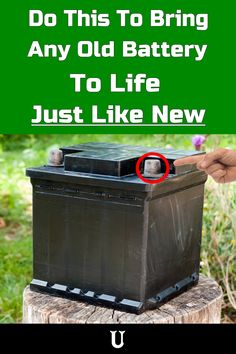 Bring old batteries back to life with this new EZ Battery Reconditioning method. NEVER Pay for New Batteries Ever Again! nicad battery reconditioning battery | reconditioning guide | restore battery | recondition lead acid batteries | Diy battery restoration | how to recondition rechargeable batteries #diy #batteries #simplebatterytricks #battery #batterylife #batterycharger #batterypower #batteryreplacement #batterystorage #batterysafety #BatteryProblems #batteryreplacment #batterys Battery Safety, Lead Acid Battery, New Things To Learn, Cool Things To Buy, Stuff To Buy, Best Farm Dogs, Some Love Quotes, Free Facebook Likes, Baby Clothes Online