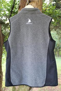 This high quality fleece unisex vest will be your new favorite grab and go! Available in 3 colors and all have stretchy side black panels. Head over to www.chillwaterapparel.com to get yours now!