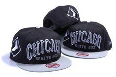 MLB Chicago White Sox Snapback Hat (11) , buy online  $5.9 - www.hatsmalls.com