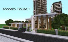 Modern Home Architecture Minecraft Design Ideas 624374 Decorating Ideas