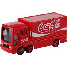 ミニカー コカ・コーラ イベントカー