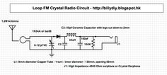 Battery Free Loop FM Radio using an 8-mm diameter copper tube. This FM radio runs without battery and you can listen to FM radio by ...
