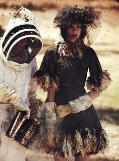 Shot by Will Davidson for Vogue Australia, April 2013