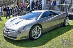 2002 Cadillac Cien Concept at Amelia Island 2013
